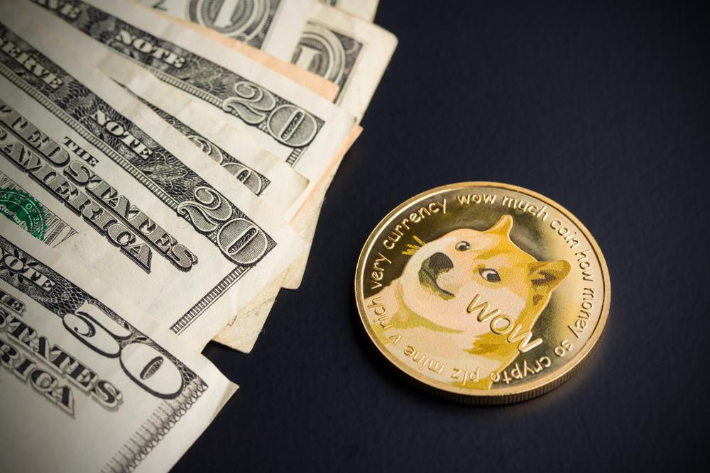 仮想通貨「DOGECOIN」とは柴犬のロゴがあしらわれたコイン
