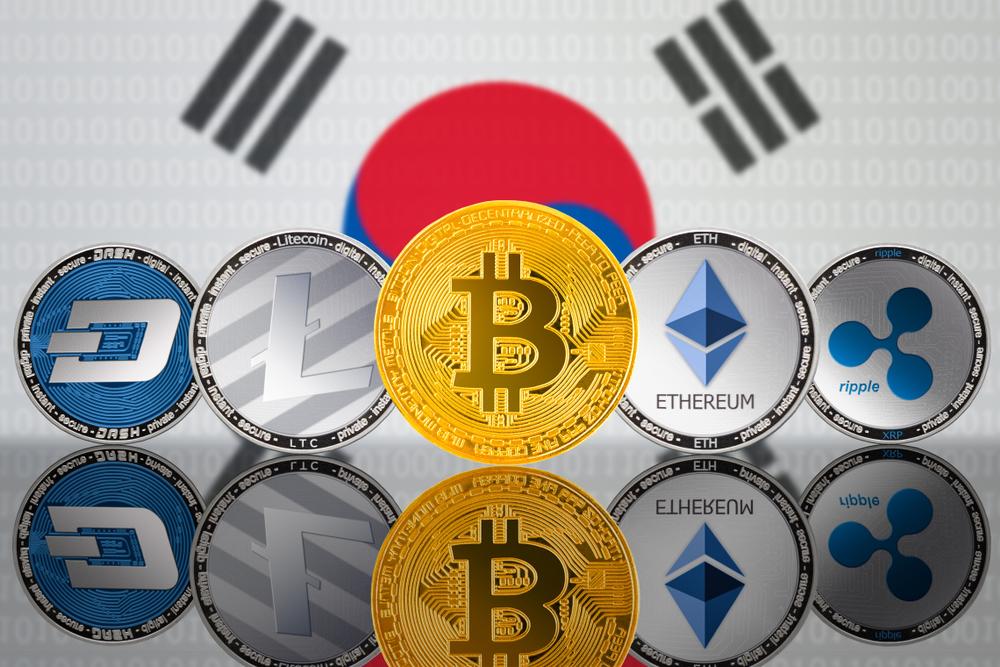 仮想通貨が日本と韓国で盛ん・保有率最高・金融の専門家を採用・モバイル決済